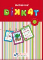Dikkat Kitabı (60-72 Aylık Çocuklar için)