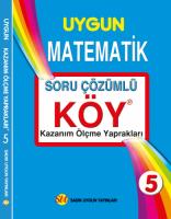 KÖY Matematik 5. Sınıf