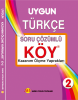KÖY Türkçe 2. Sınıf