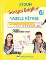 Sosyal Bilgiler Yazılı Kitabı 6. Sınıf