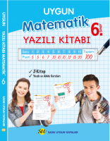 Matematik Yazılı Kitabı 6. Sınıf