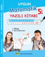 Matematik Yazılı Kitabı 5. Sınıf