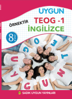 Uygun TEOG 1 – İngilizce Kitabı
