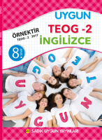 Uygun TEOG 2 – İngilizce Kitabı