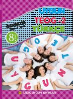 Uygun TEOG 2 – Türkçe Kitabı 8. Sınıf