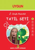 UYGUN – 2. Sınıfa Hazırlık Tatil Seti Kitabı
