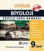 Uygun – Biyoloji Spotlu Soru Bankası Kitabı – 9. Sınıf