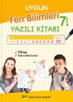 Fen Bilimleri Yazılı Kitabı 7. Sınıf