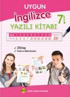 İngilizce Yazılı Kitabı 7. Sınıf