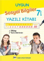 Sosyal Bilgiler Yazılı Kitabı 7. Sınıf