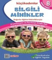 Bilgili Minikler Seti ( 11 Kitap )