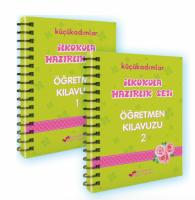 İlkokula Hazırlık Seti Öğretmen Kılavuz Kitapları