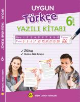 Türkçe Yazılı Kitabı 6. Sınıf