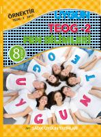 Uygun TEOG 2 -Fen Bilimleri Kitabı 8. Sınıf