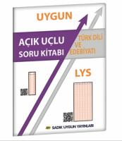 Uygun LYS – Türk Dili ve Edebiyatı Açık Uçlu Soru Kitabı