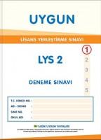 LYS Deneme Sınavı – 2 (Biyoloji – Fizik – Kimya)