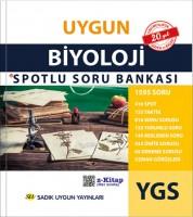 Uygun – YGS Biyoloji Spotlu Soru Bankası Kitabı