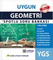 Uygun – YGS Geometri Spotlu Soru Bankası Kitabı