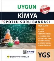 Uygun – YGS Kimya Spotlu Soru Bankası Kitabı