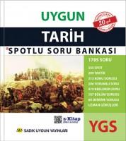 Uygun – YGS Tarih Spotlu Soru Bankası Kitabı
