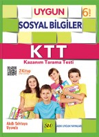 Sosyal Bilgiler Kazanım Tarama Testi 6. Sınıf