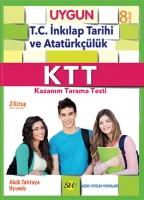 KTT İnkılap Tarihi ve Atatürkçülük (Kazanım Tarama Testi) Kitabı