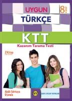 KTT Türkçe (Kazanım Tarama Testi) Kitabı 8. Sınıf