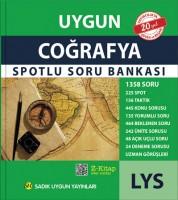 Uygun LYS – Coğrafya Spotlu Soru Bankası Kitabı