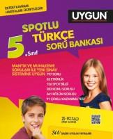 Türkçe Spotlu Soru Bankası 5. Sınıf (Kavram Haritası Hediyeli)