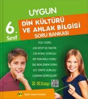 Din Kültürü ve Ahlâk Bilgisi Soru Bankası 6. Sınıf