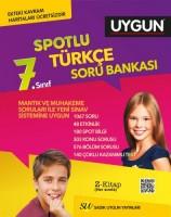 UYGUN – Spotlu Soru Bankası – Türkçe 7. Sınıf (Kavram Haritası Hediyeli)
