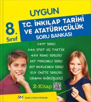 İnkılap Tarihi ve Atatürkçülük Soru Bankası 8. Sınıf
