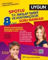 İnkılap Tarihi ve Atatürkçülük Spotlu Soru Bankası 8. Sınıf