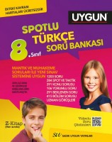Türkçe Spotlu Soru Bankası 8. Sınıf