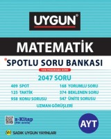 12. Sınıf Spotlu Matematik AYT