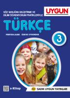 UYGUN – Türkçe 3. Sınıf