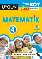UYGUN – KÖY Matematik 4. Sınıf