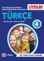 UYGUN – Türkçe 4. Sınıf