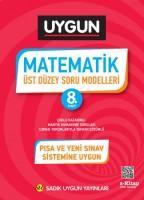 Matematik Üst Düzey Soru Modelleri 8.Sınıf