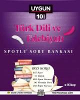 10.Sınıf Spotlu Türk Dili ve Edebiyatı