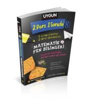 UYGUN – 2 Ders 1 Soruda – Matematik – Fen Bilimleri 8. Sınıf