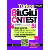 UYGUN – Bilgili Ön Test – Türkçe 5. Sınıf