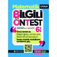 UYGUN – Bilgili Ön Test – Matematik 6. Sınıf