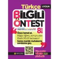 UYGUN – Bilgili Ön Test – Türkçe 8. Sınıf