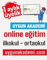 Uygun Akademi – Online Eğitim – 1 Aylık – Öğrenci Üyelik