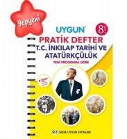 UYGUN – Pratik Defter – T.C. İnkılap Tarihi ve Atatürkçülük 8. Sınıf