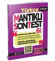 UYGUN – Mantikli Son Test – Türkçe 6. Sınıf