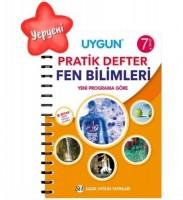 UYGUN – Pratik Defter – Fen Bilimleri 7. Sınıf