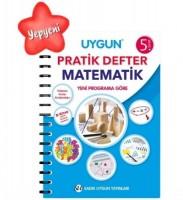 UYGUN – Pratik Defter – Matematik 5. Sınıf