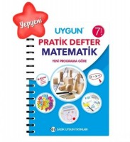 UYGUN – Pratik Defter – Matematik 7. Sınıf